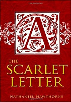 Image result for scarlet letter