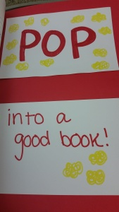 pop into a good book