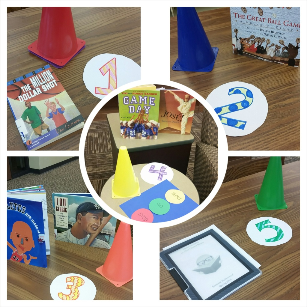Sports and Movement Stations