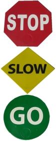 stop go slow