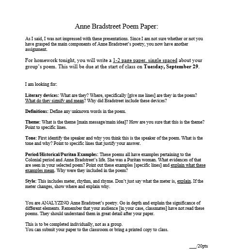 poempaper