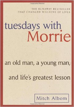 tuesdays morrie miss donnelly s daily apple