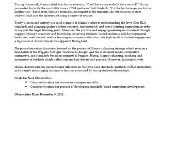 Observation 5: November 10, 2015 (pg2)
