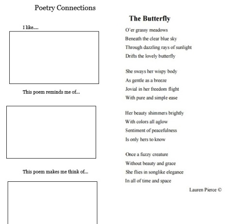 Learning development activities with Book Club - connecting to poetry.
