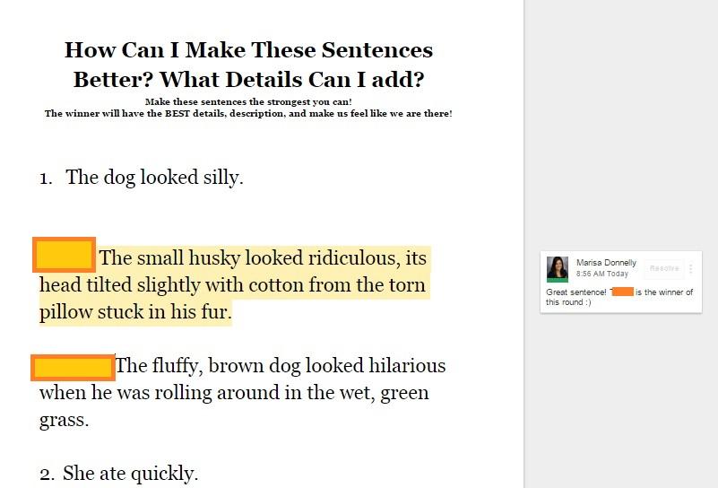 sentencescompetition2