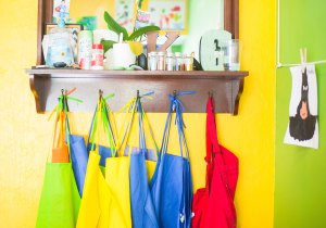 how to organize your classroom, organized class items